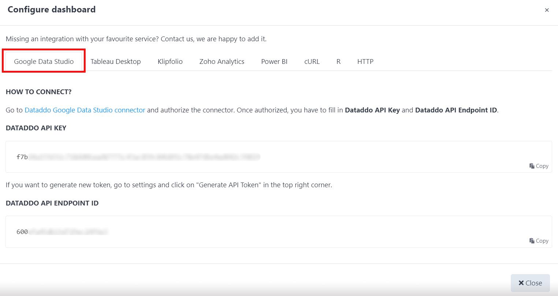 GDS Configuration_API