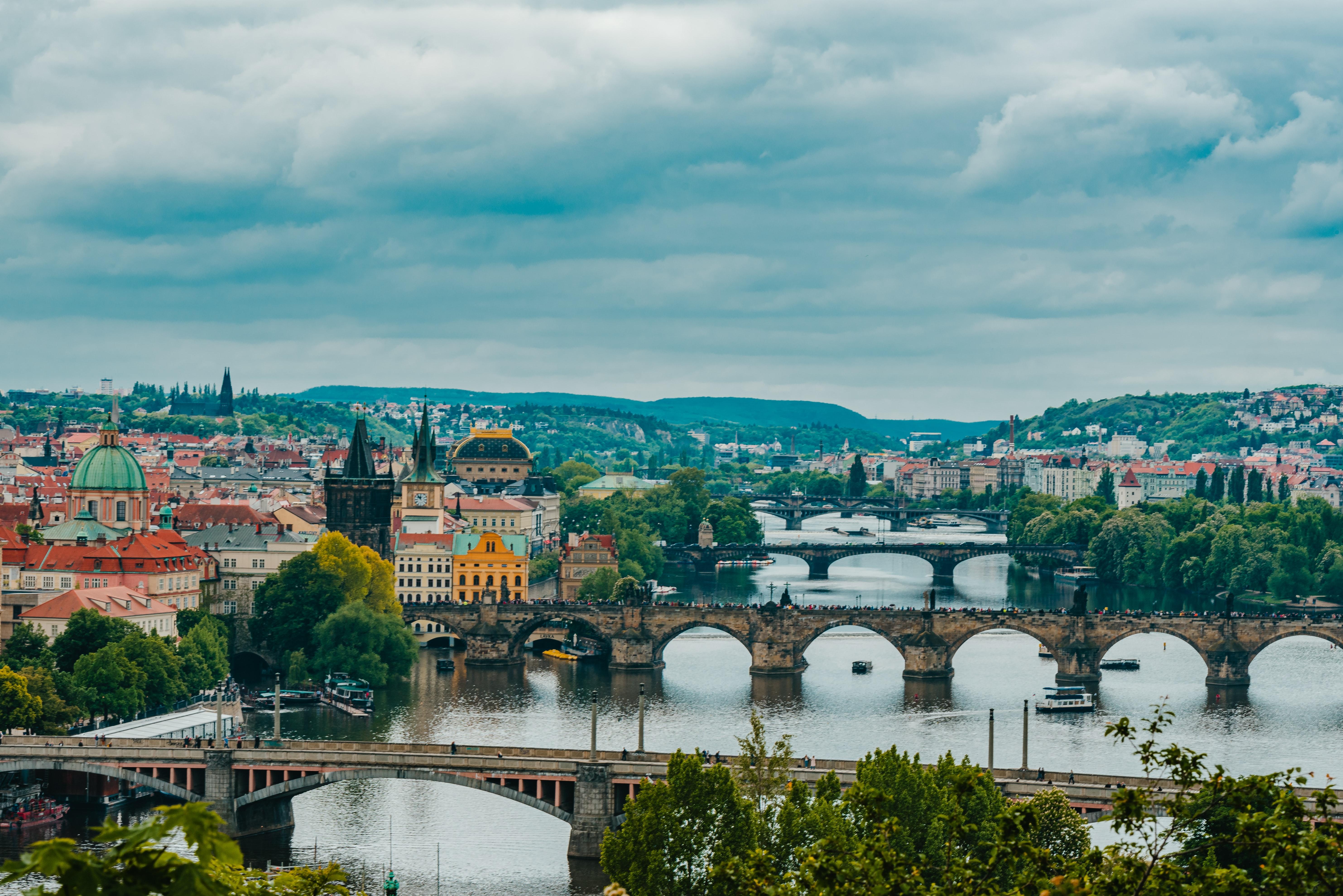 Prague for Gabi