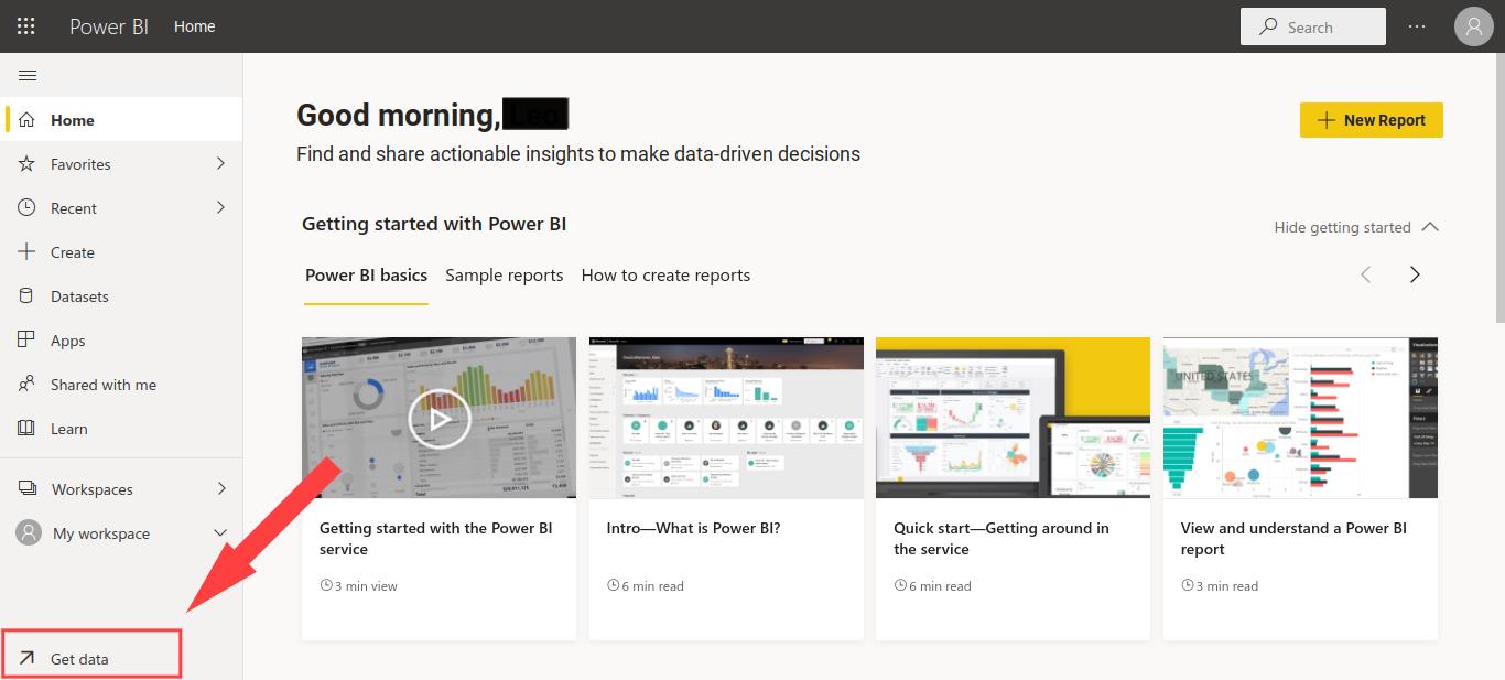 power bi desktop screenshot