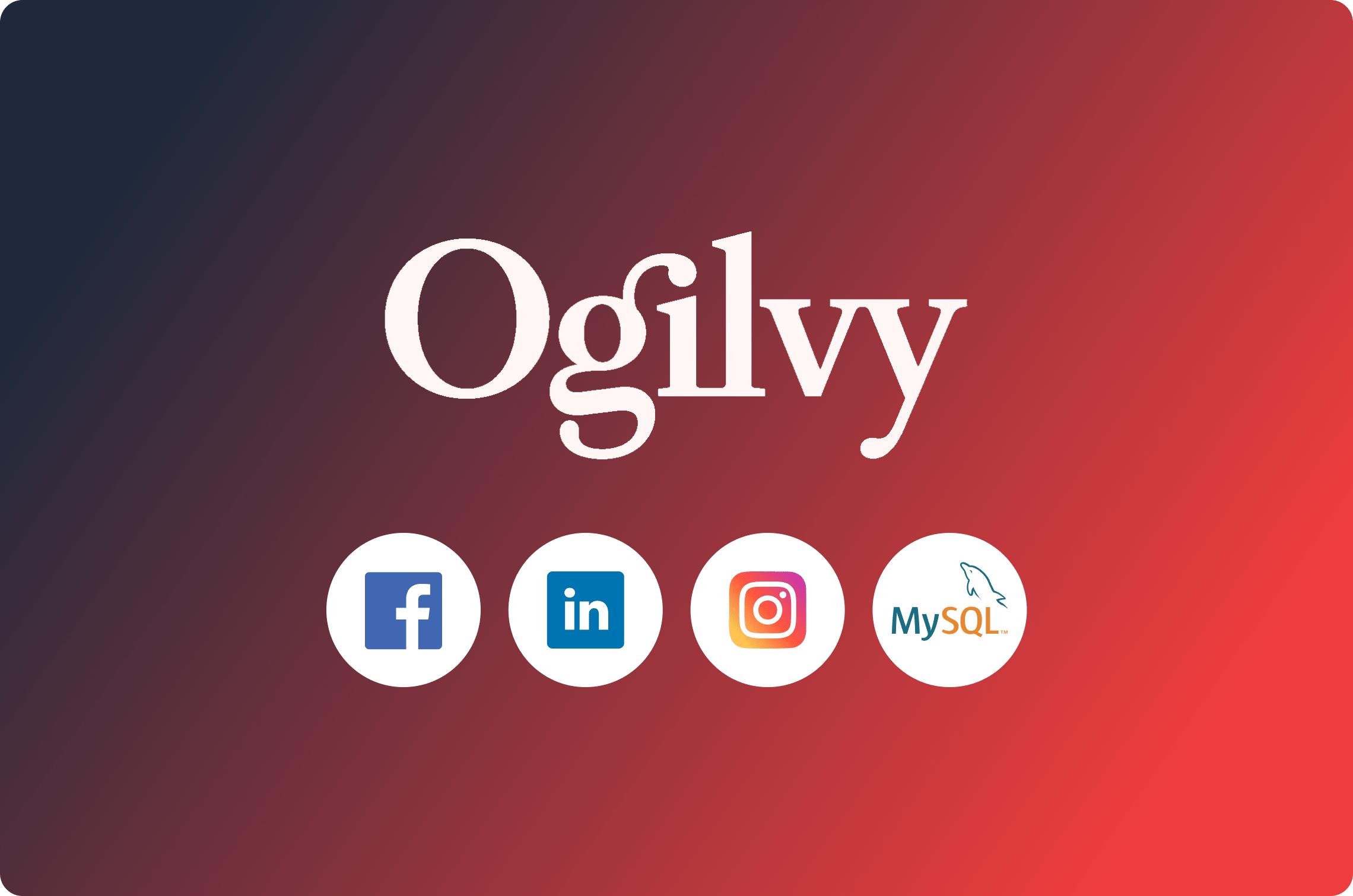 How Ogilvy Spain Streamlines Social Media Data with Dataddo