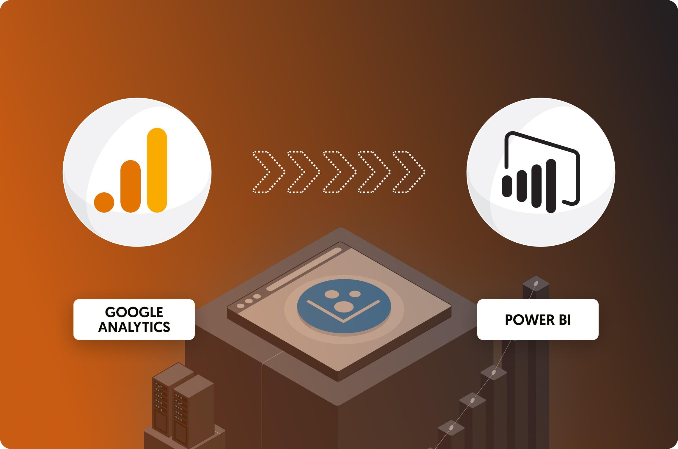 How to Connect Google Analytics to Power BI: Direct vs. Dataddo