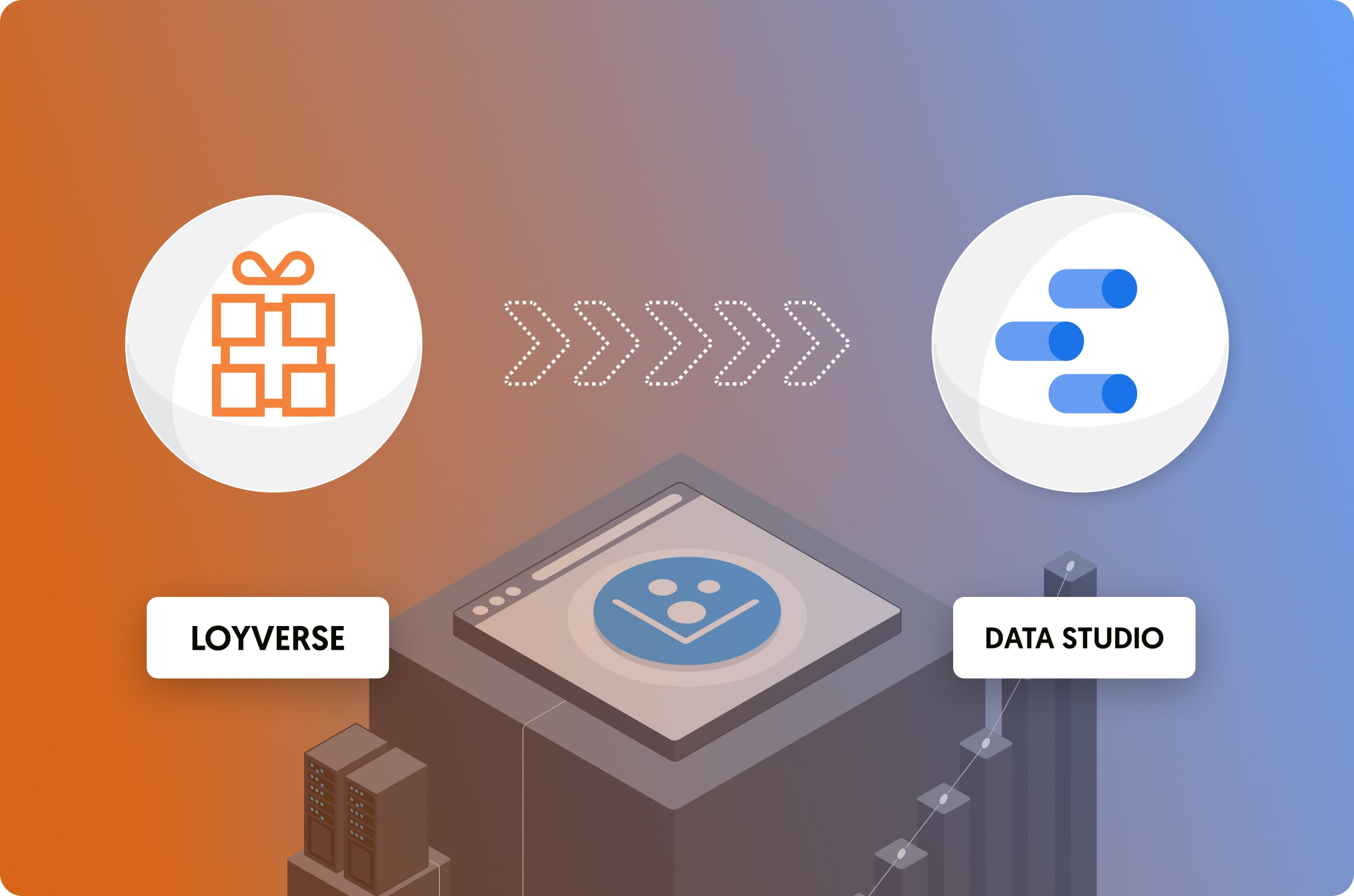 How to Connect Loyverse to Google Data Studio with Dataddo