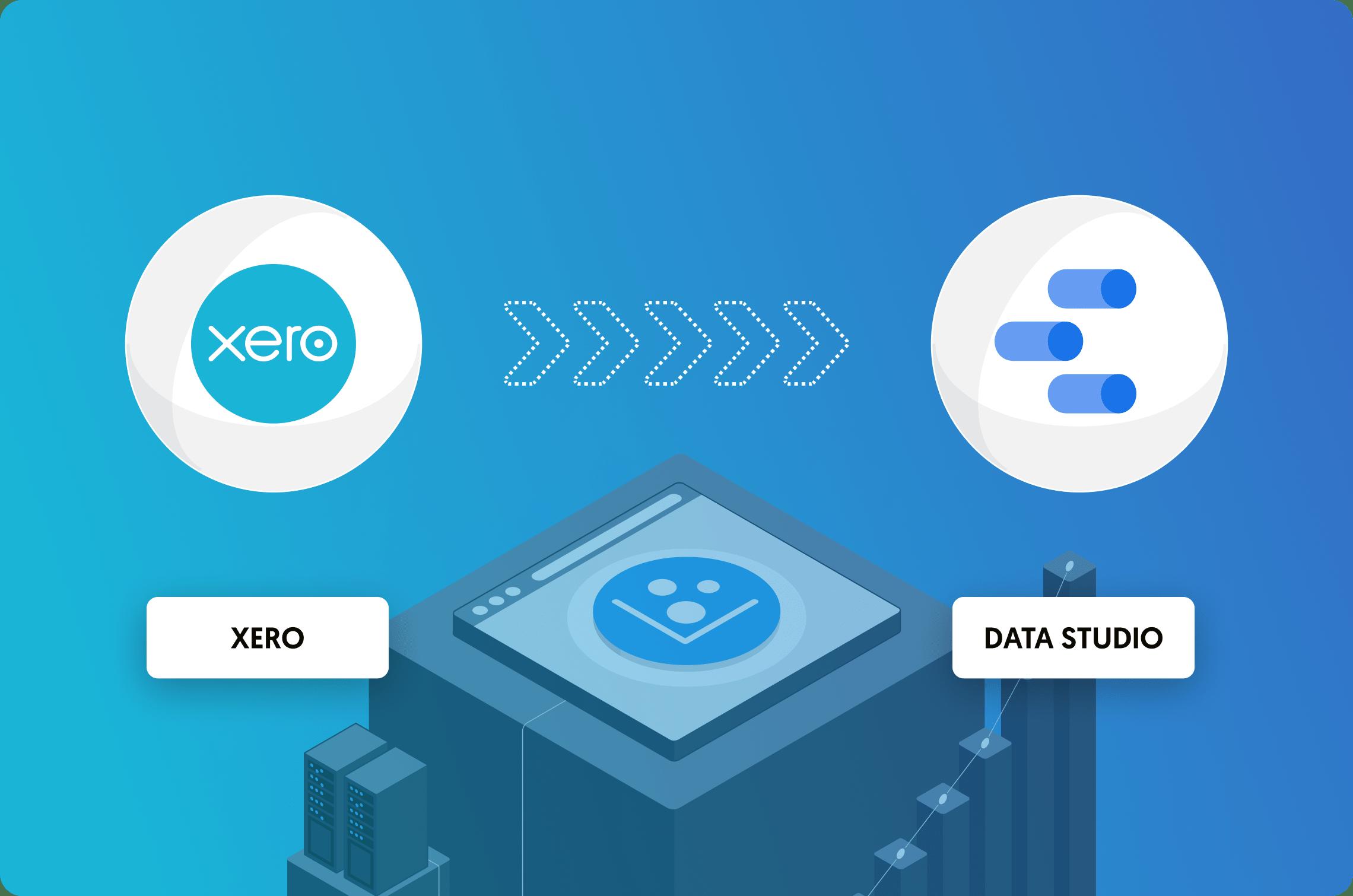 How to Connect Xero to Google Data Studio