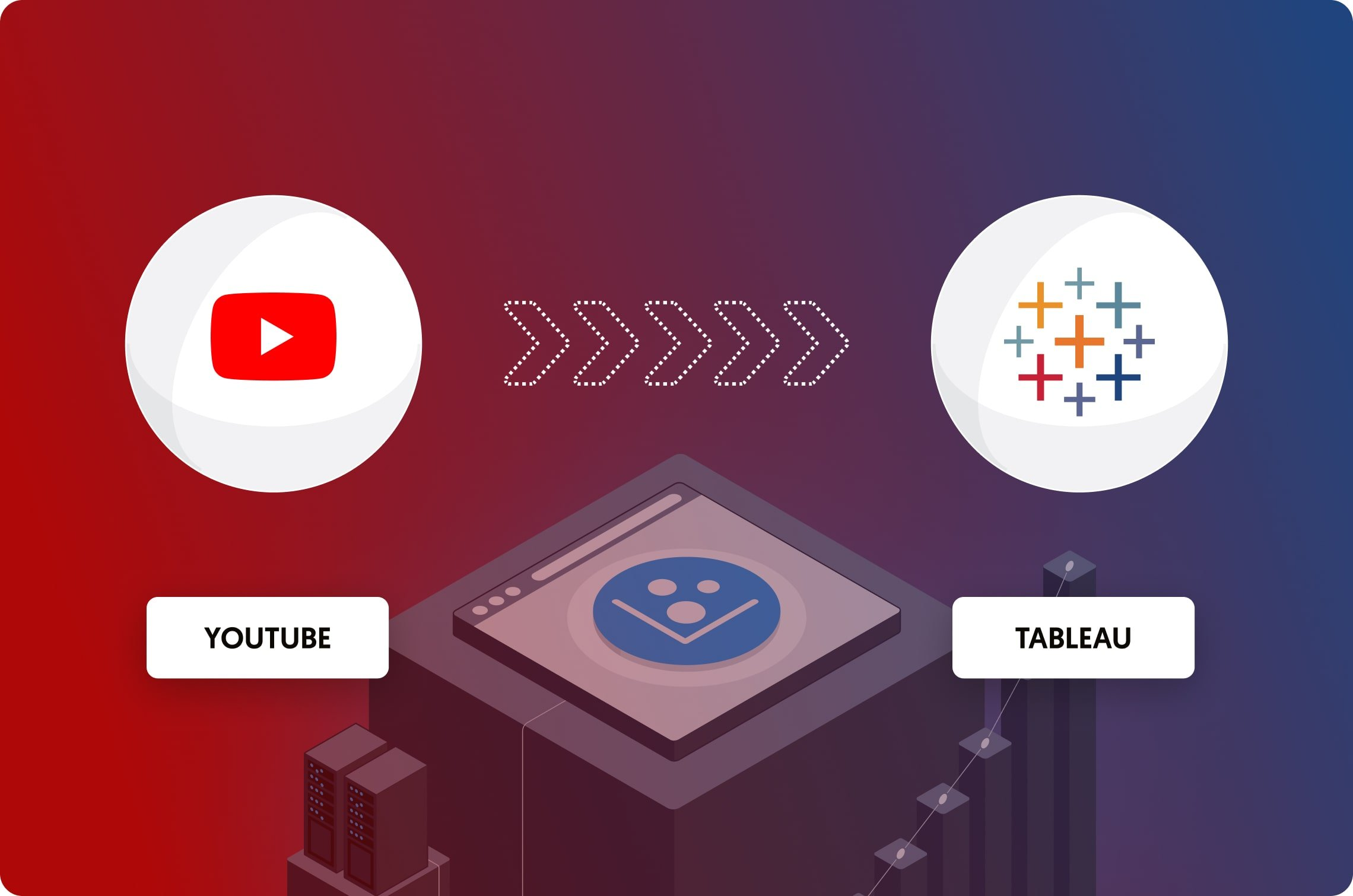 YouTube Data to Tableau: The Easy Way