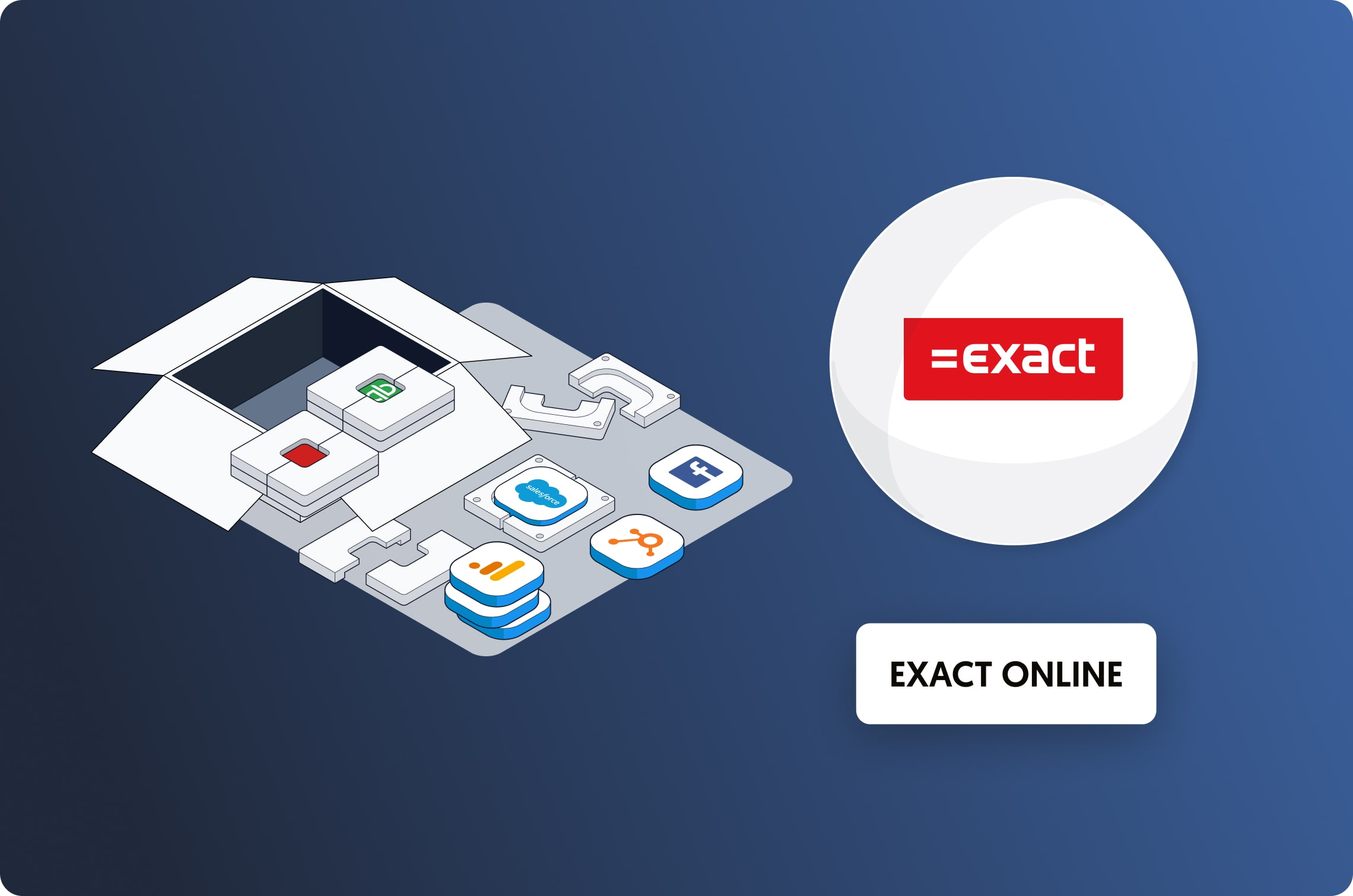 How to Integrate Exact Online Data with Any Dashboarding App