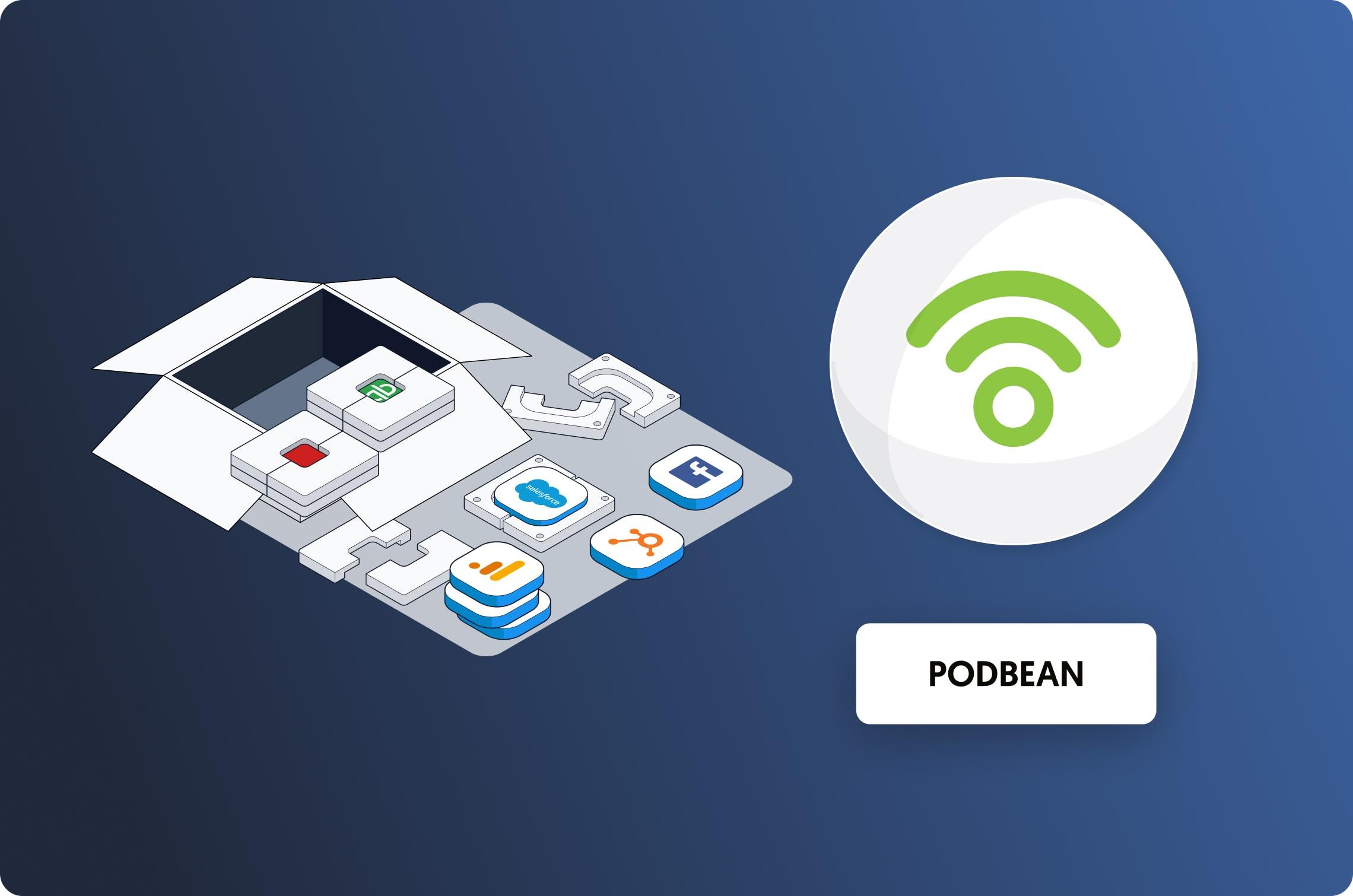 New Connector: Podbean Data Integration